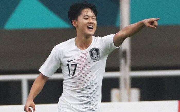 Cầu thủ Lee Seung-woo