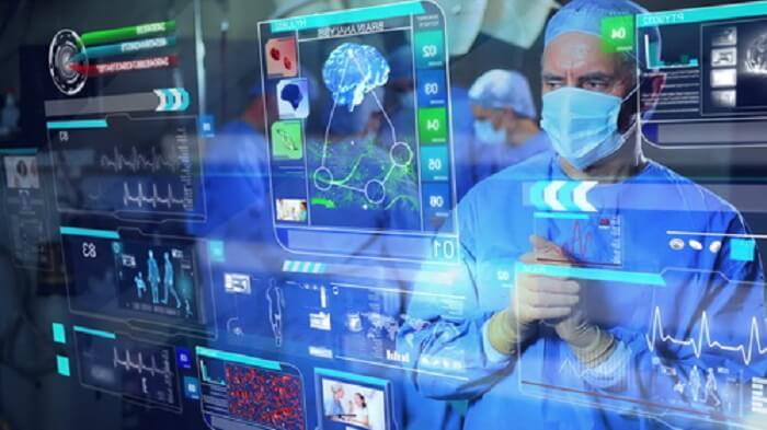 Công nghệ 4.0 trong lĩnh vực y tế