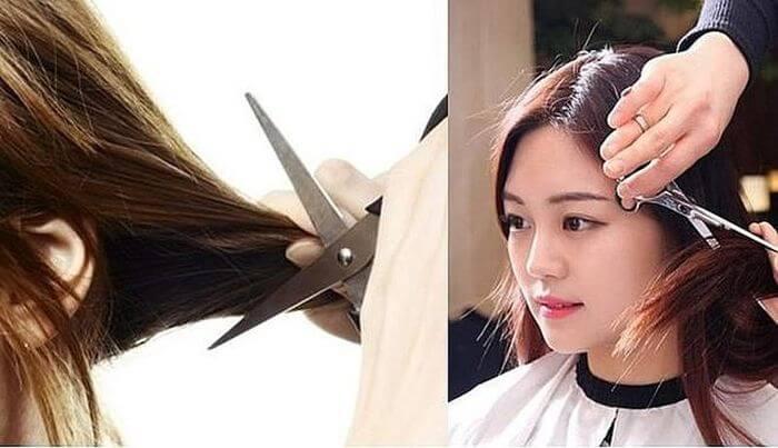 mùng 1 đầu tháng hay đầu năm bạn không nên đi cắt tóc
