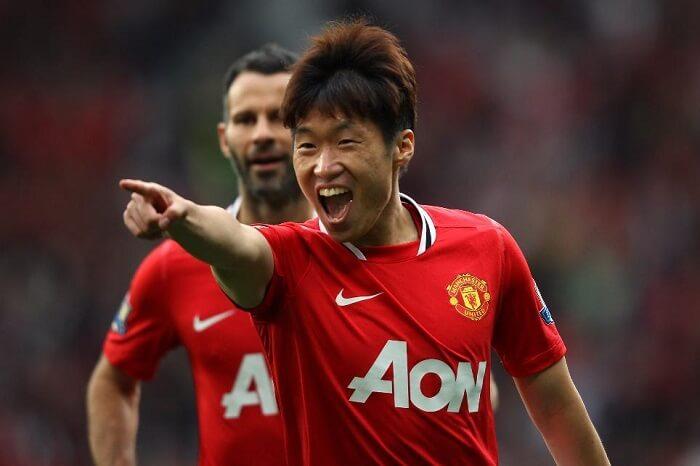 Cầu thủ Park Ji-Sung
